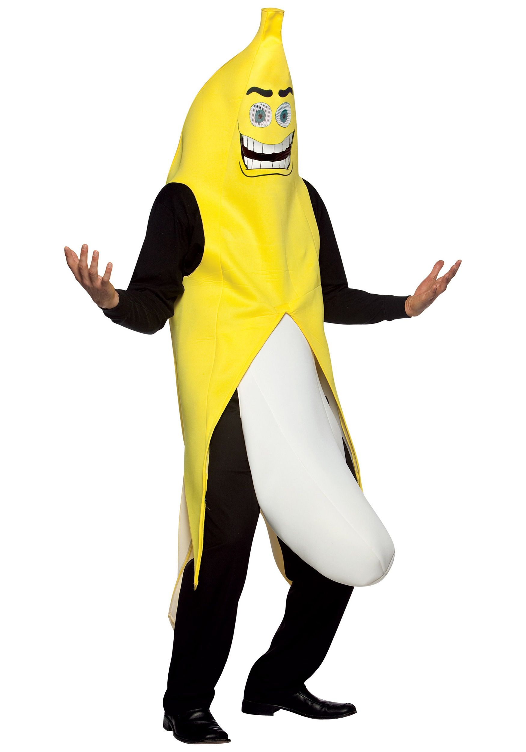 Banana Flasher Costume | Mens Costumes | Pinterest | Funny, Karma ...