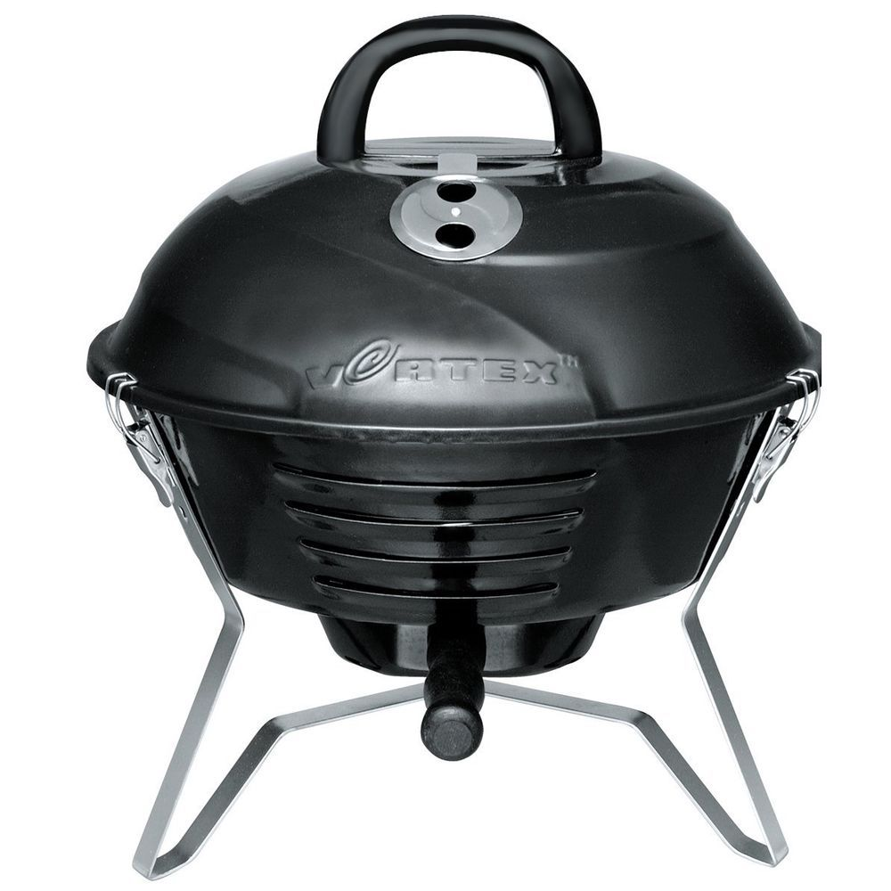 Portable charcoal grill table top bbq barbecue cooking backyard patio camping ebay indoor - Table top barbecue grill ...