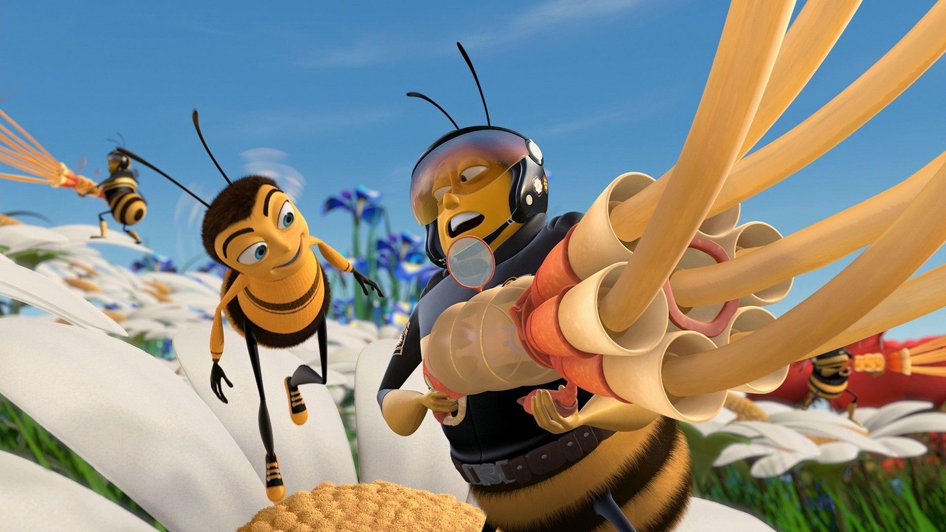 Bee Movie Background Bee Movie Game Bee Movie Movie Wallpapers