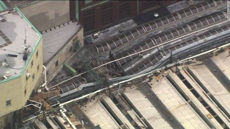 Data recorder in Hoboken train crash didn't work, NTSB
