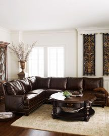 Leather Sectional Sofa Neiman Marcus Sectional Sofa Leather Sectional Sofas Luxury Sofa