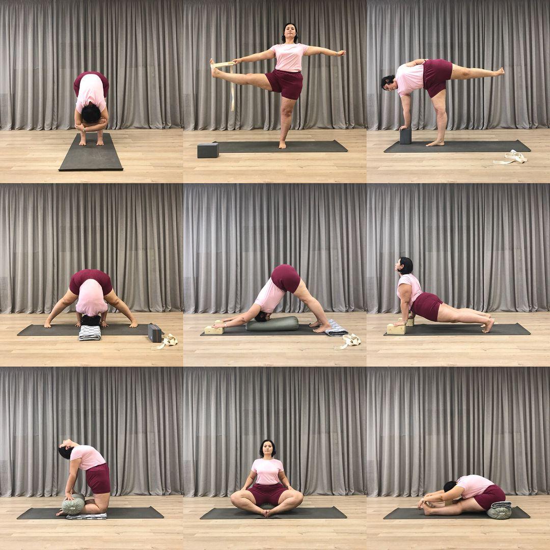 Йога асаны для продвинутых в картинках
