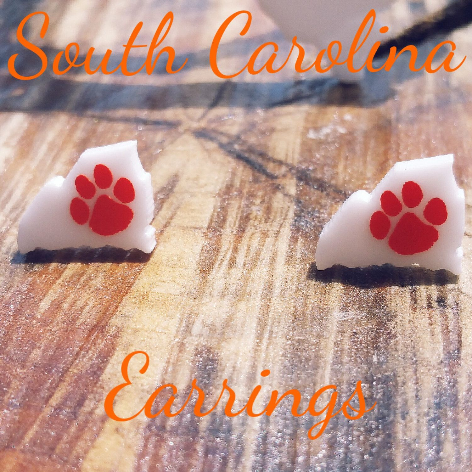 New Type Of Earrings Available!!!! Sc Is The Only Shape Currently Stocked
