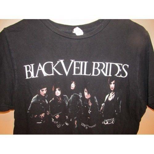 Black Veil Brides - Knives & Pens tour shirt , medium