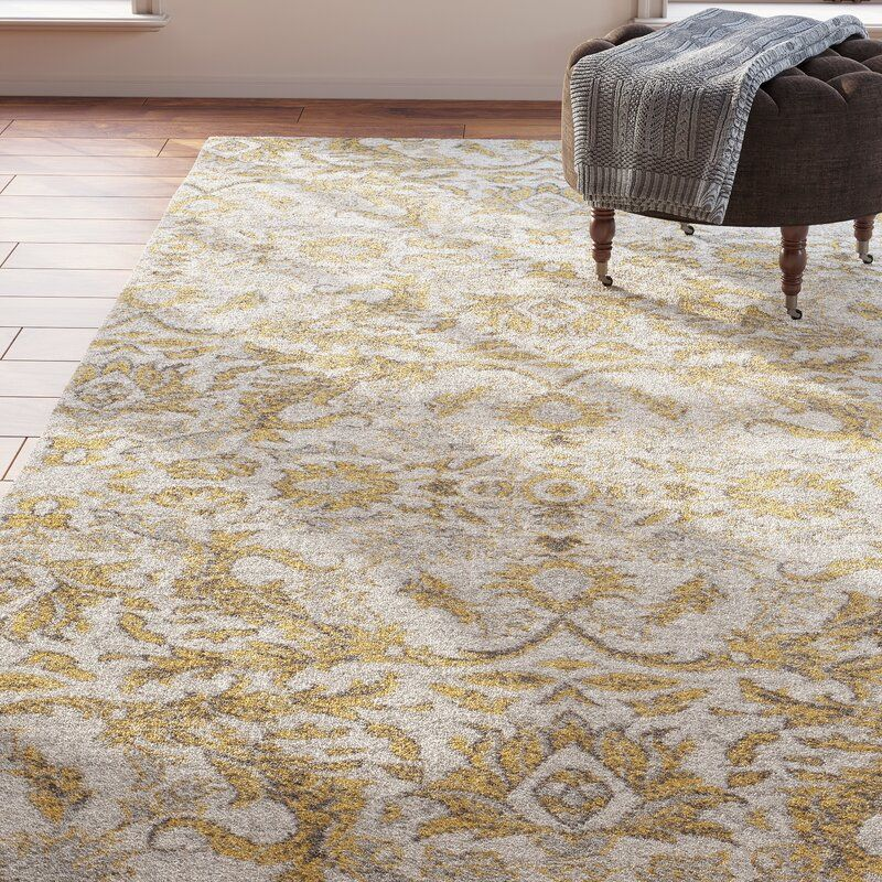 Overstreet Power Loom Damask Ivory Gold Rug Inexpensive Area Rugs Area Rugs Grey Area Rug