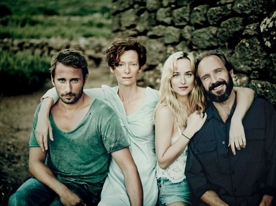 2015 - A Bigger Splash - Matthias Schoenaerts, Tilda Swinton, Dakota Johnson, Ralph Fiennes