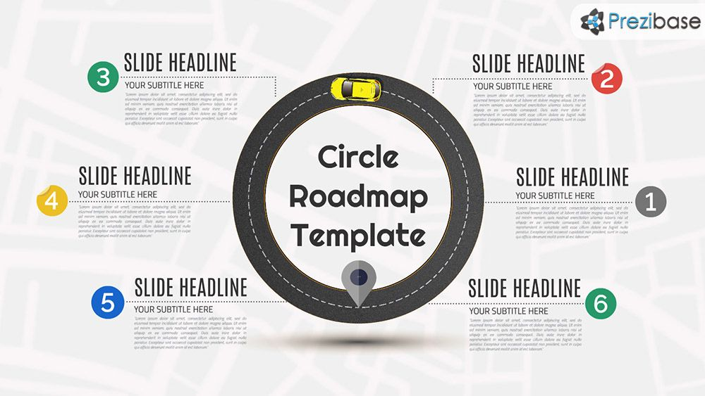 image result for business roadmap template project roadmap