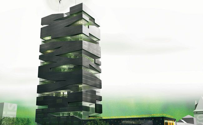 Urban Agriculture Grows Up | | | techfeatures | Architectural Record