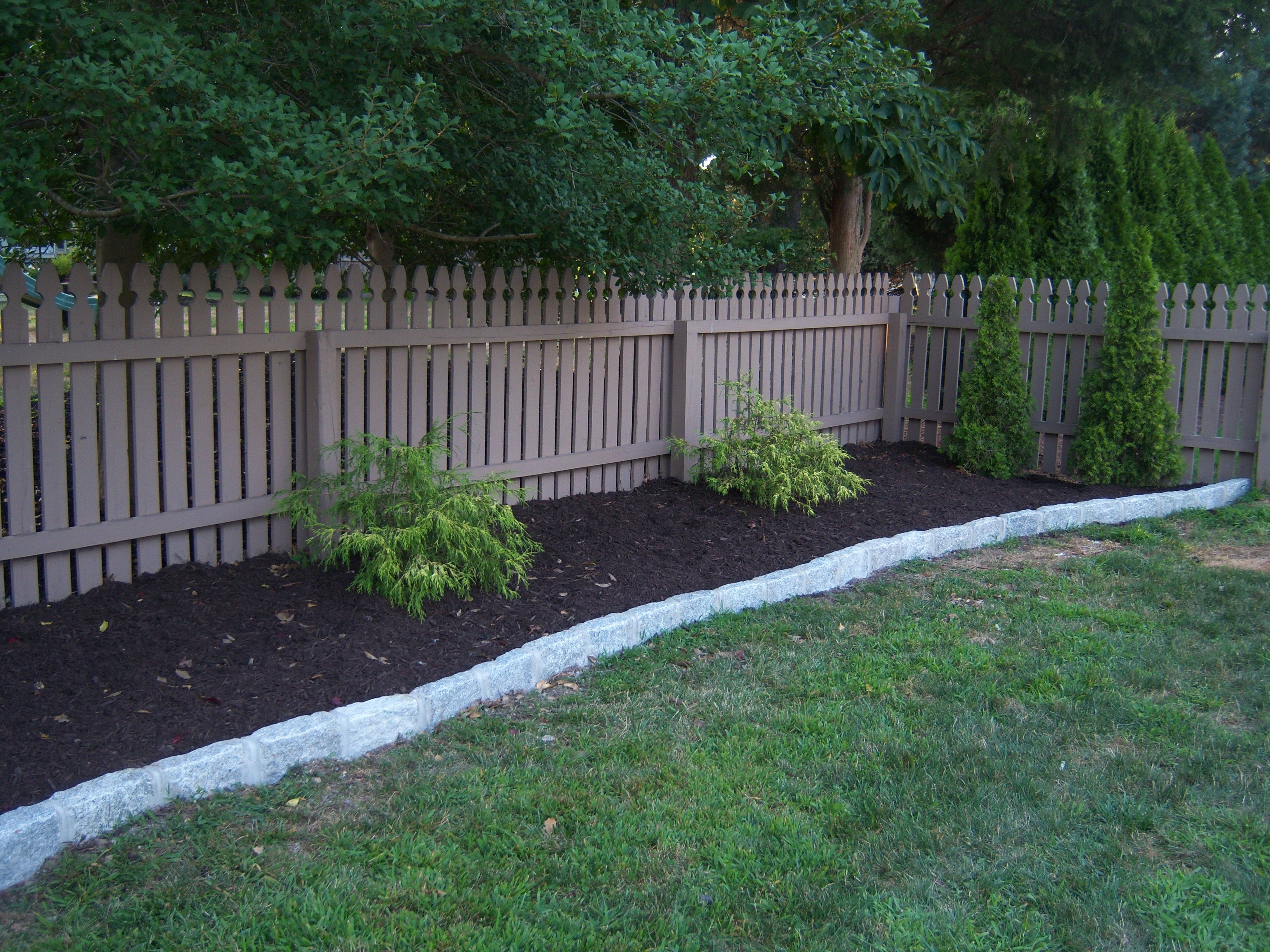 flower bed designs small backyard landscaping ideas