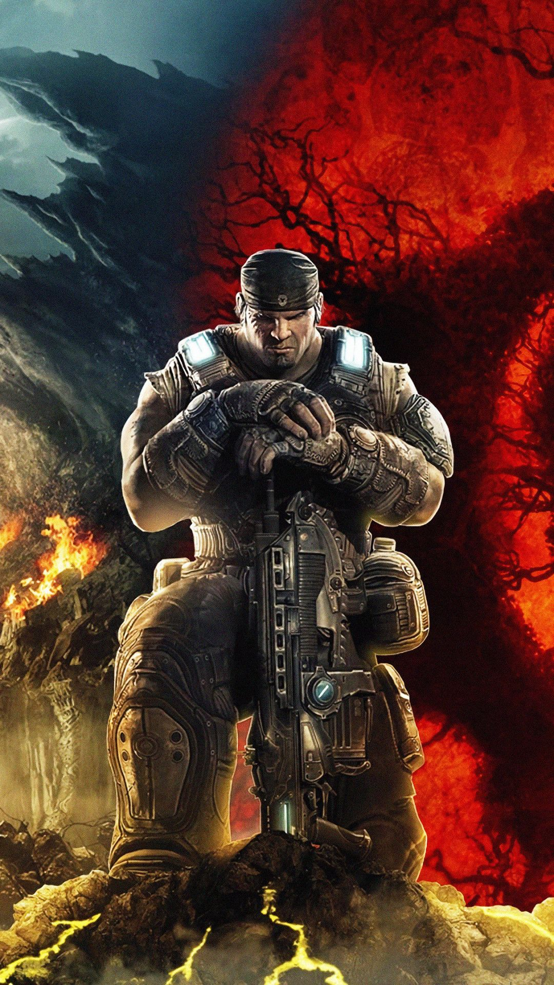 Gears 5 2019 4k Mobile Wallpaper (iPhone, Android, Samsung