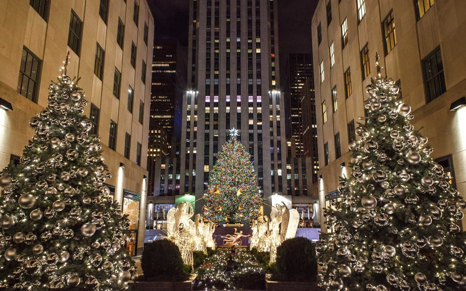The 2019 Rockefeller Center Christmas Tree Is From Orange