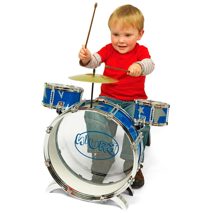 Bruin My First Drum Set With Chair Toys R Us Australia
