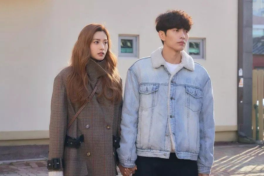 """Nana And Lee Min Ki Show Great Chemistry With Each Other And Their Co-Stars In """"Oh My Ladylord"""""""