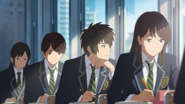 Funimation Unveils New Trailer for Makoto Shinkai's 'Your Name'