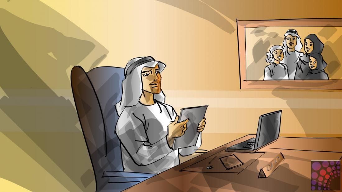 Storyboard Artist Illustrator Dubai Storyboard Artist Illustration Artist