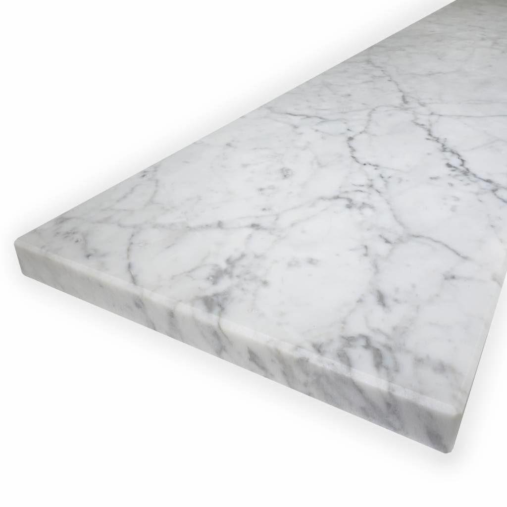 Vensterbank Bianco Carrara Marmer Gepolijst 2 Cm Dik Op Maat Wit Marmer Vensterbank Carrara Wit Marmer