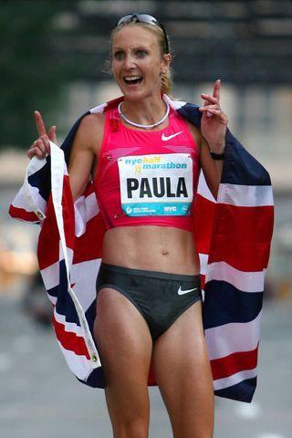Mbak Ecka Imoute: RADCLIFFE Paula - English long-distance