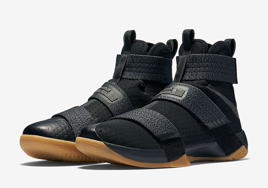 the latest 583c1 1da31 This Nike LeBron Soldier 10 Is Inspired By His Strive For Greatness Slogan…