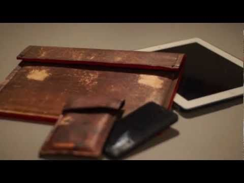 dungi's Review | Kleber Taschen (Für iPad 4, iPhone 4S und älter)