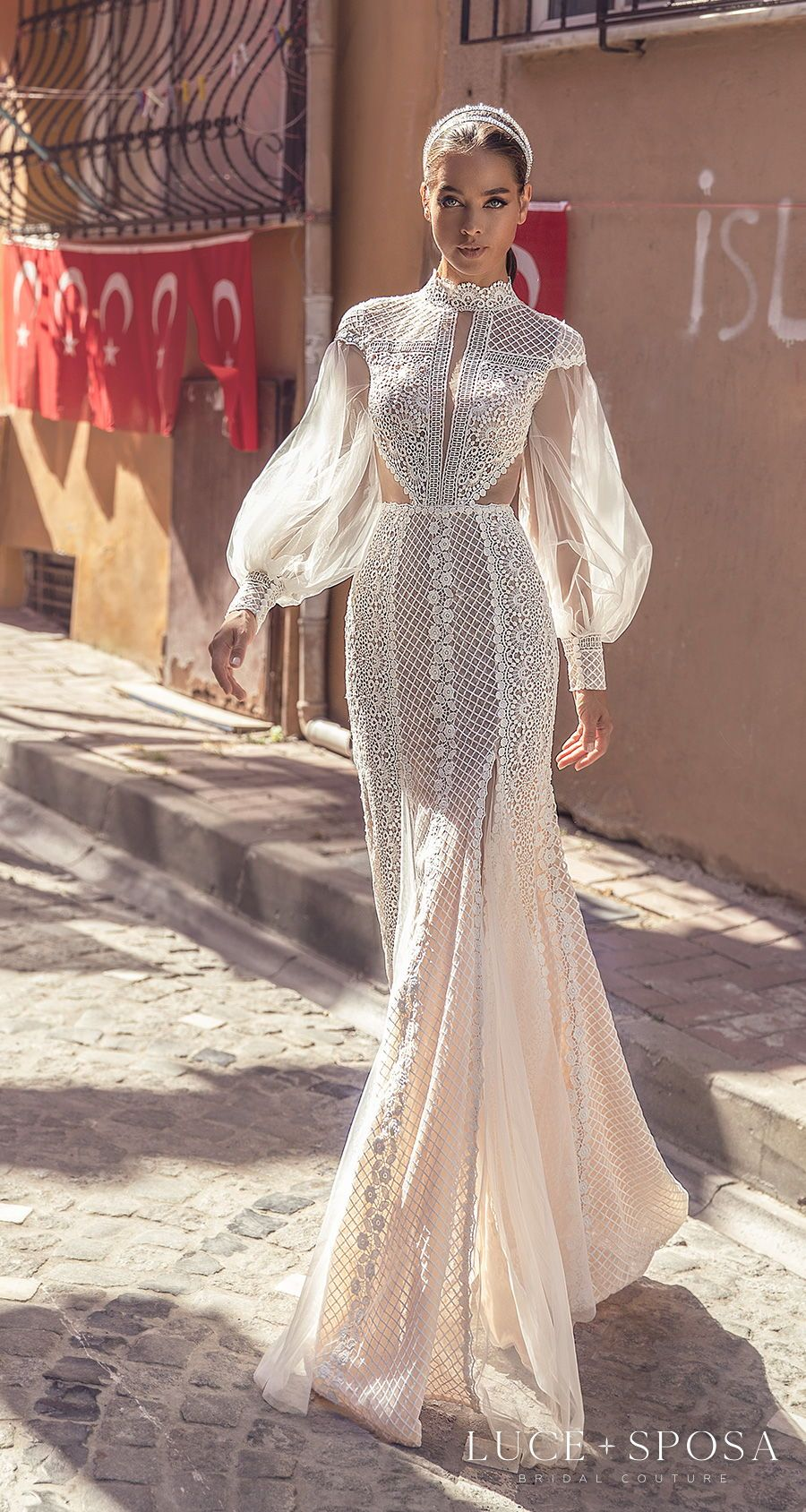Luce Sposa Spring/Summer 2021 Wedding Dresses — 'Istanbul' & 'Paris' Bridal Collections | Wedding Inspirasi