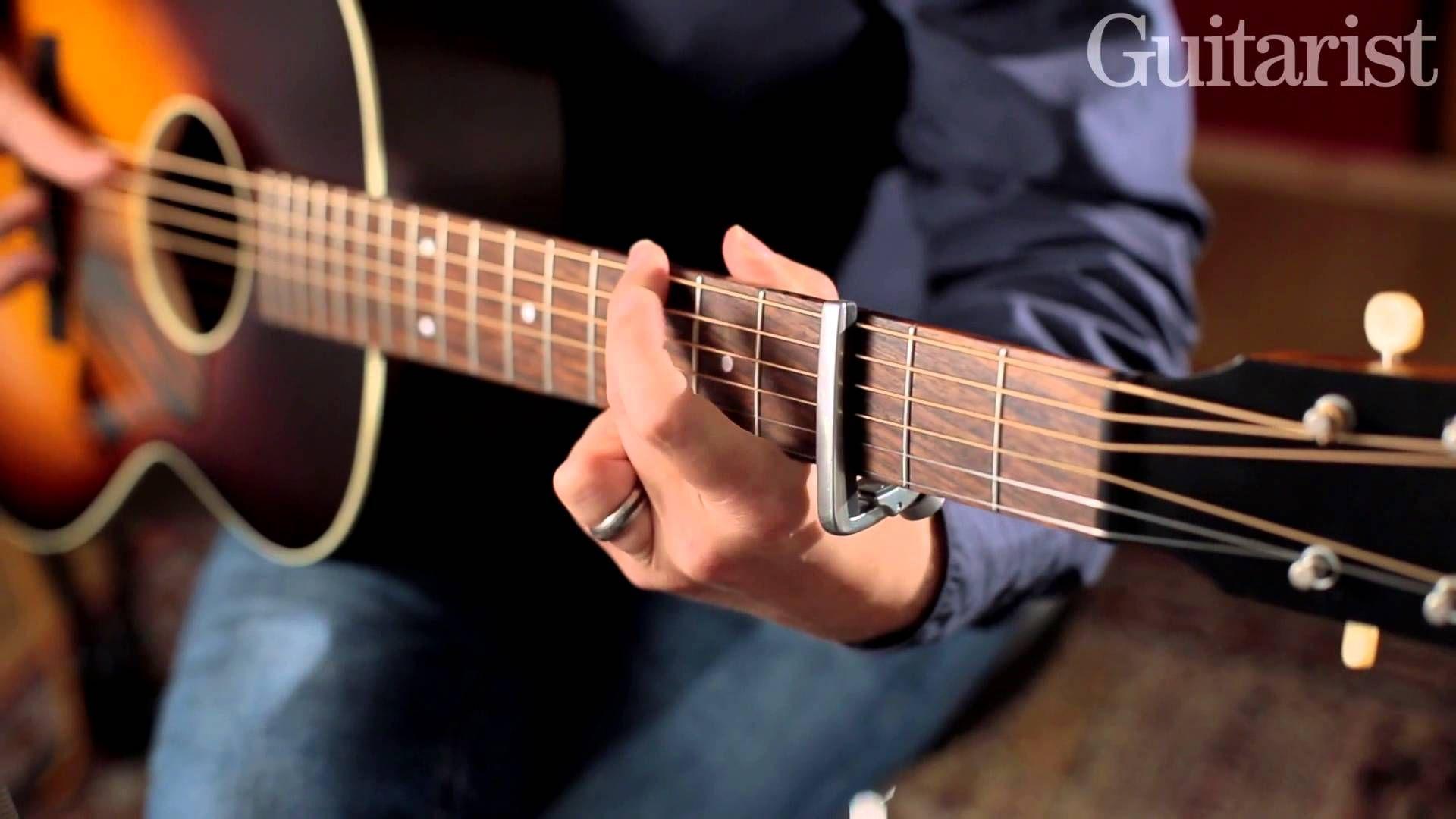 Collings Waterloo Wl 14 X Acoustic Guitar Review Demo Guitar Reviews Acoustic Guitar Guitar