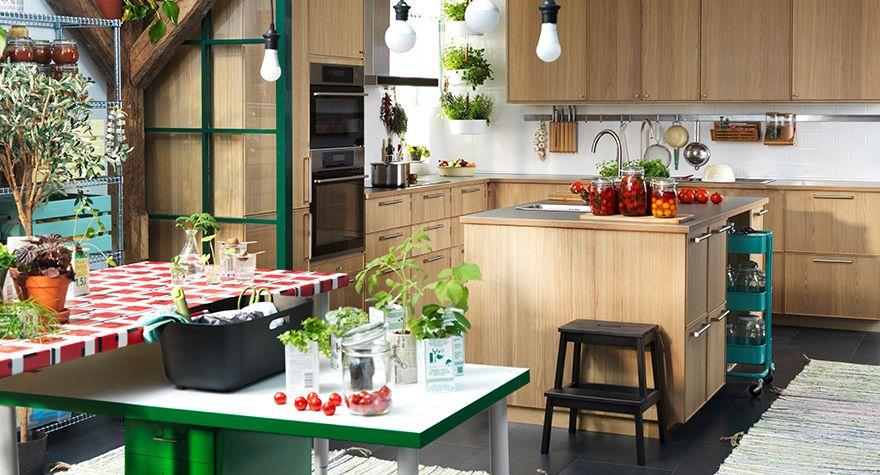 mit der metod ekestad einbauk che kannst du deinen alltag nachhaltiger gestalten kitchenideas. Black Bedroom Furniture Sets. Home Design Ideas