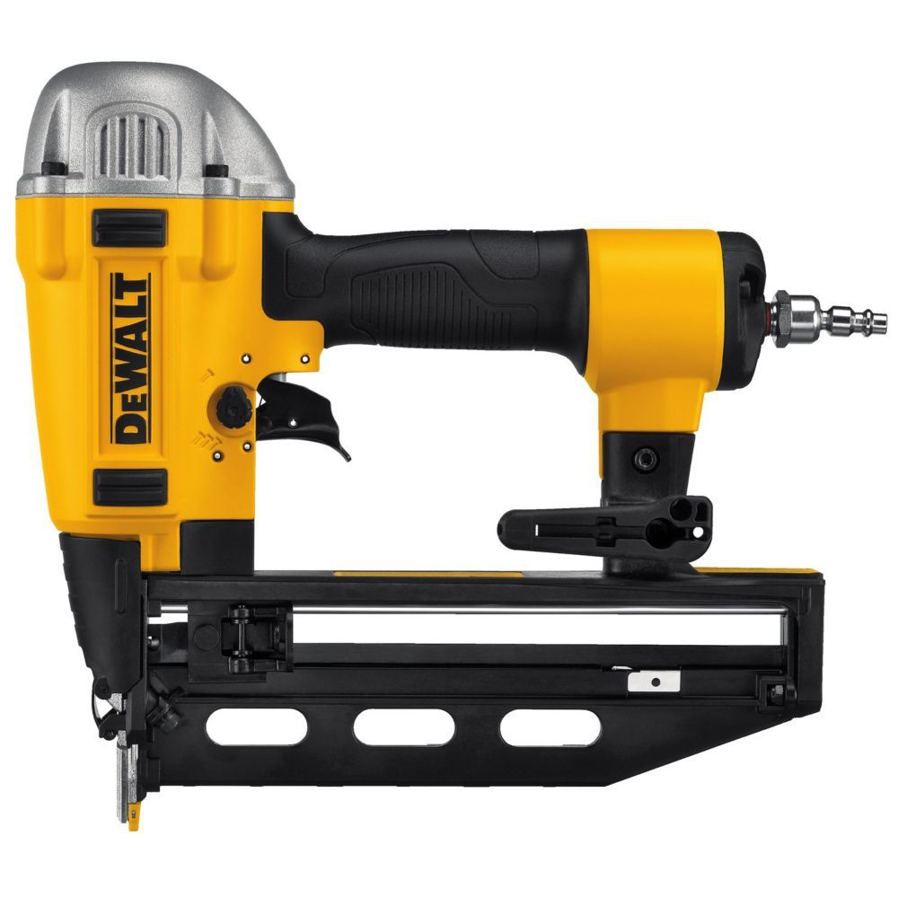 Dwfp71917 16 Ga Precision Point Finish Nailer Finish Nailer Coil Nailer It Is Finished