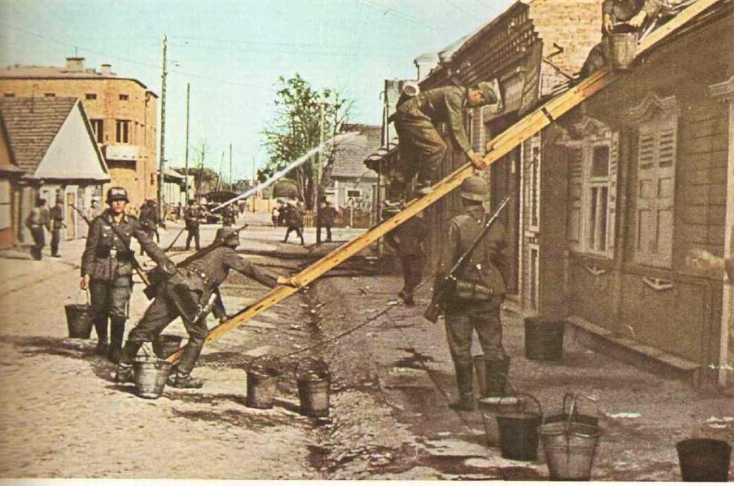 La segunda guerra mundial sarpe 1978 Rusia 1941