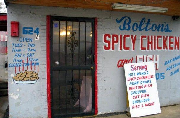 Nashville's Ugliest Restaurants with Good Food