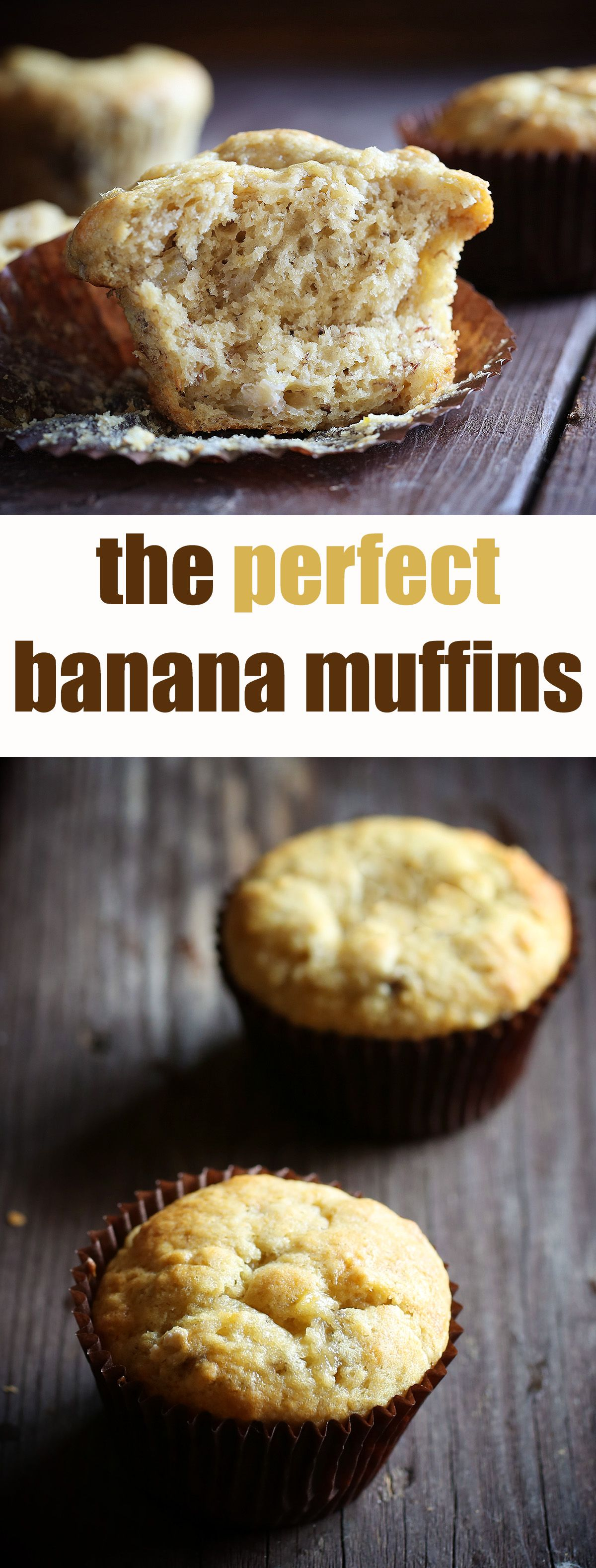 The most pure, organic, delicious flavor of banana makes this the BEST Banana Muffin I have ever had!
