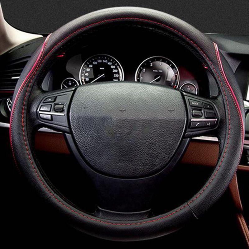 Car Steering Wheel Cover For Mazda 2 3 Axela 5 Premacy 6 Atenza 8 Cx5 Cx 5 Cx7 Cx 7 Suzuki Alto Ji Car Steering Wheel Cover Steering Wheel Cover Chevrolet Sail