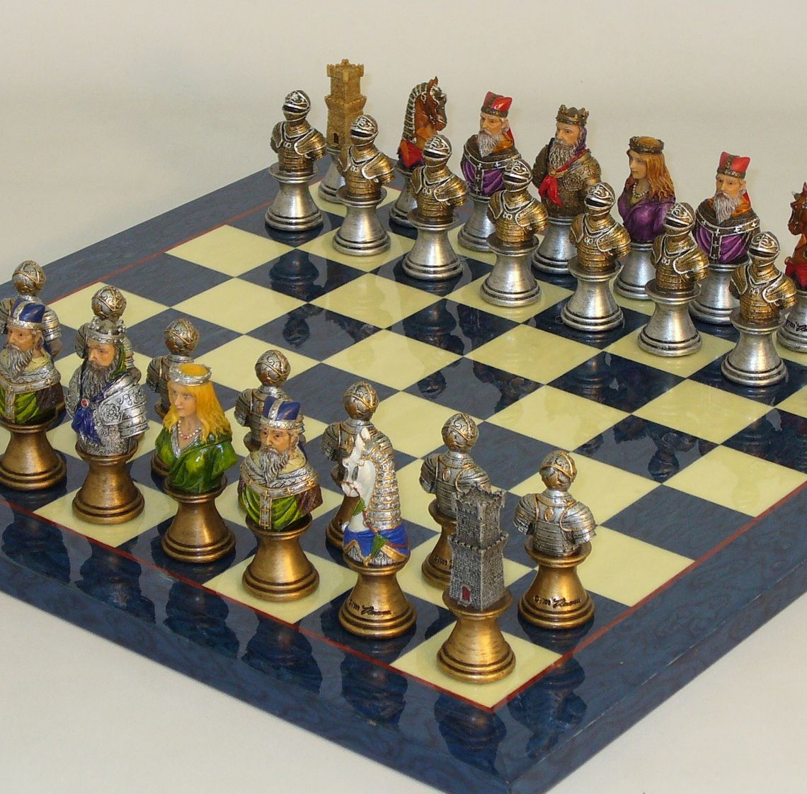 Unique Chess Sets | ... chess players chess set collection or just ...