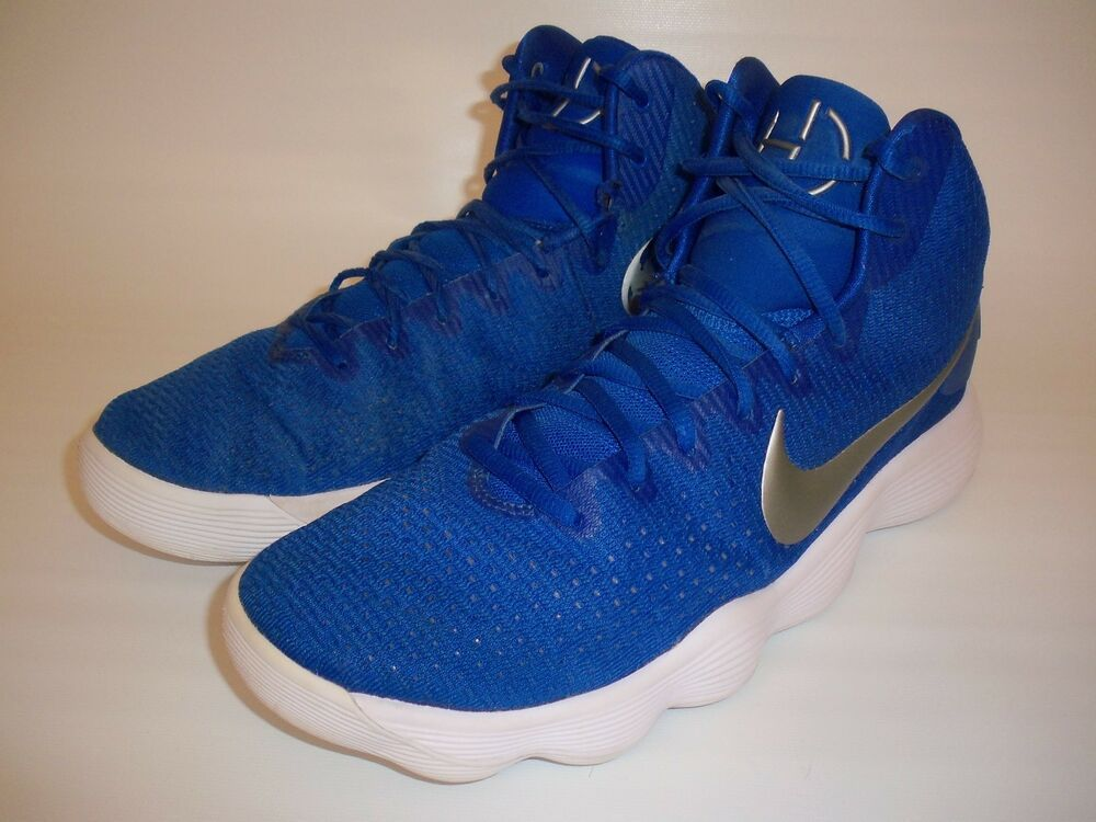 the latest 42c19 1929f Nike Hyperdunk 2017 Basketball Shoes Size 12 Royal Blue Silver White  897808-402  fashion  clothing  shoes  accessories  mensshoes  athleticshoes  (ebay link)