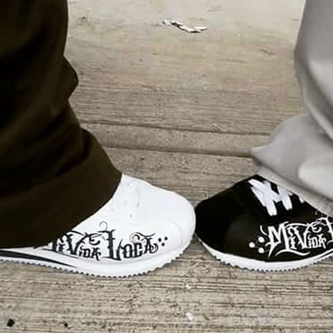 nike cortez shoes gang related