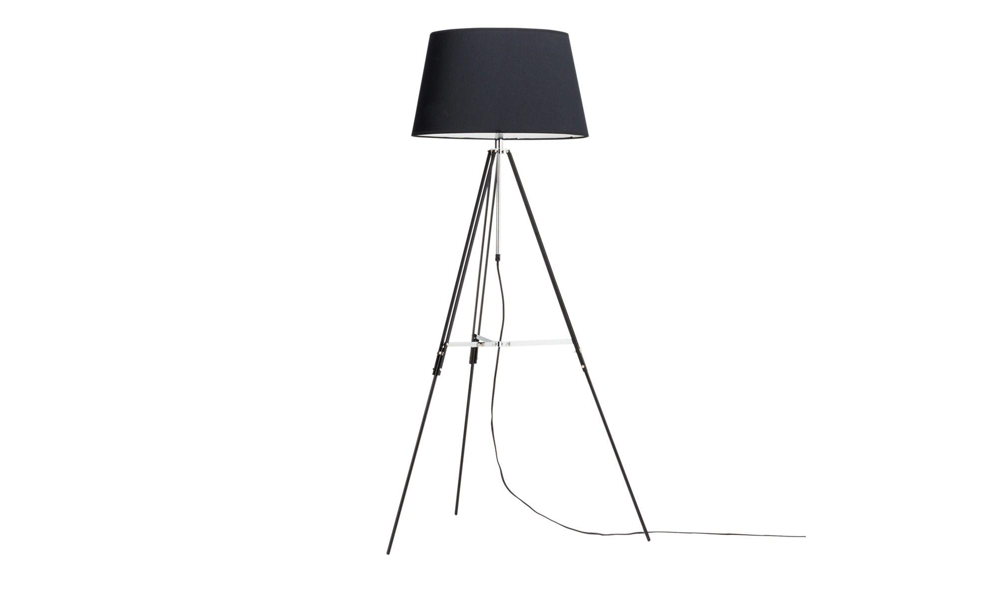 Schön Stehlampe Industrial Foto Von Khg Schwarze Design-stehlampe Breite: Höhe: 148 Cm