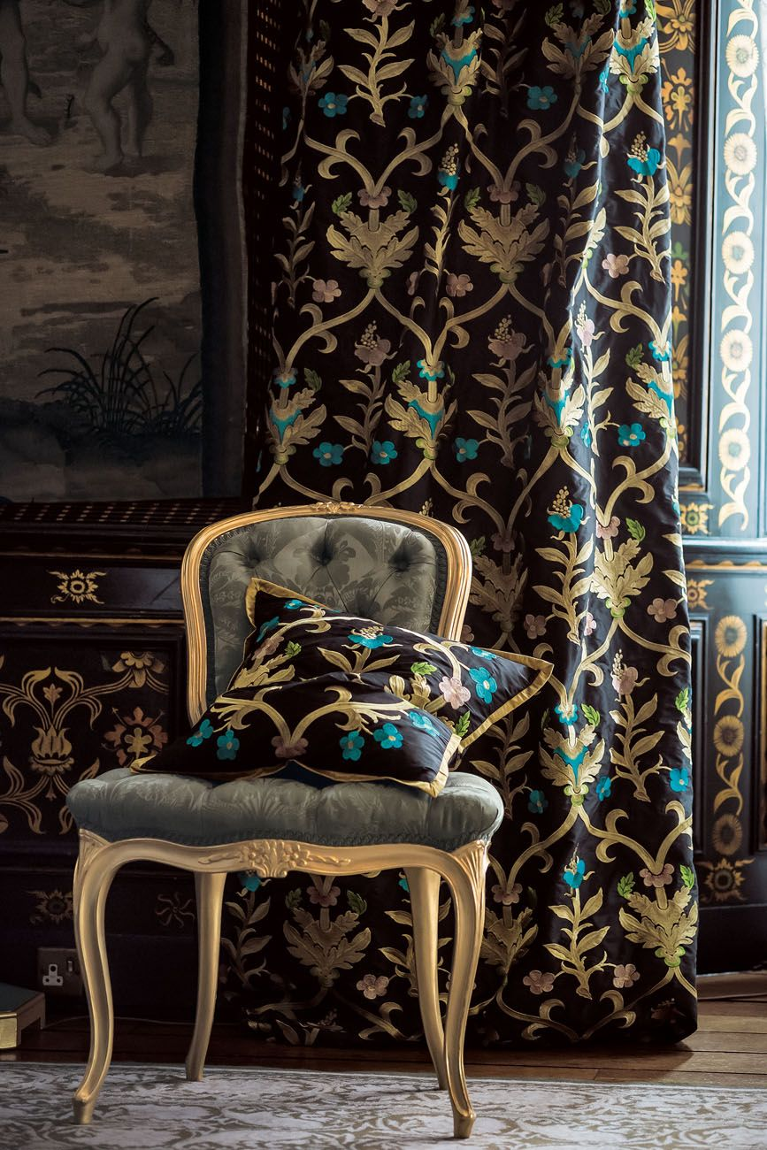 Designers Guild 2015 - The Royal Collection - Interhoff