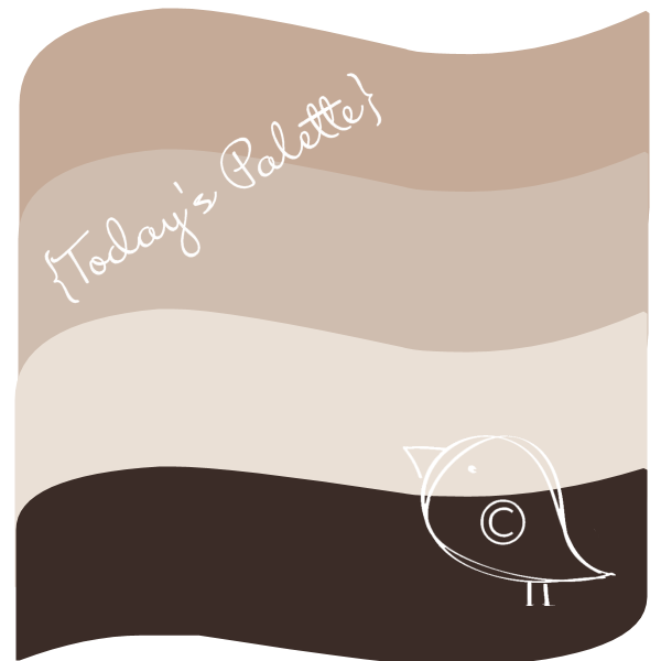 Color Palette of the Day 3/12/13 from coolbeandeisgn.com