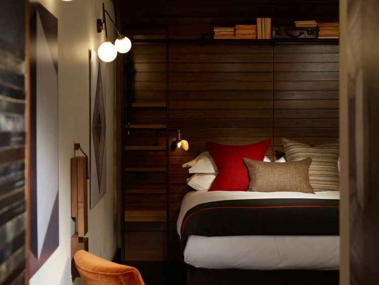 Luxury Boutique Hotel Covent Garden London The Hospital Club