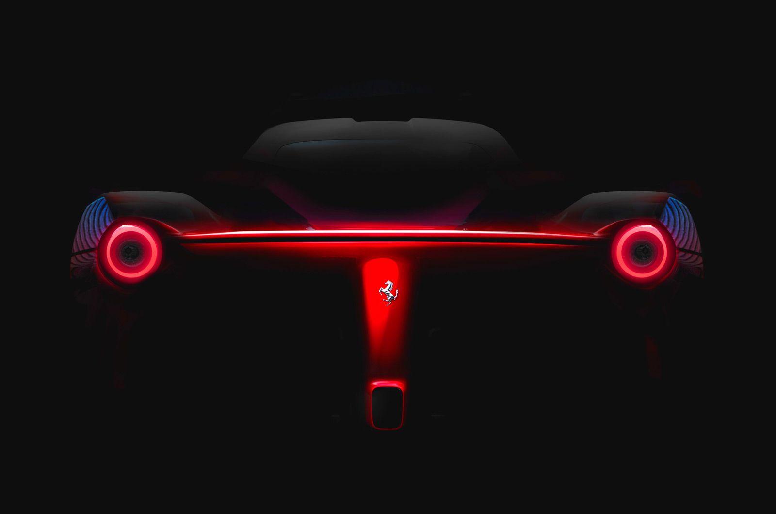 Image For Ferrari Red Silhouette Cool Cars Pinterest Ferrari