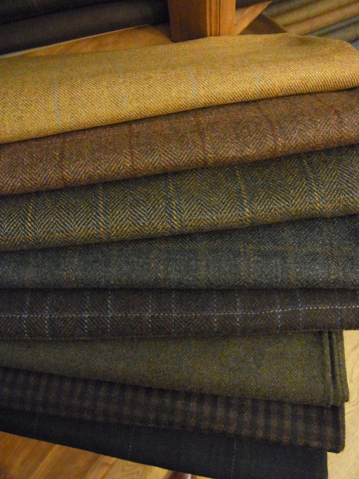 sartoria Corcos: Tweed e Cashmere