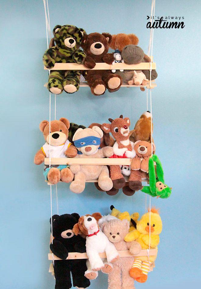 Toddler Bedroom Storage Ideas Toy Organization
