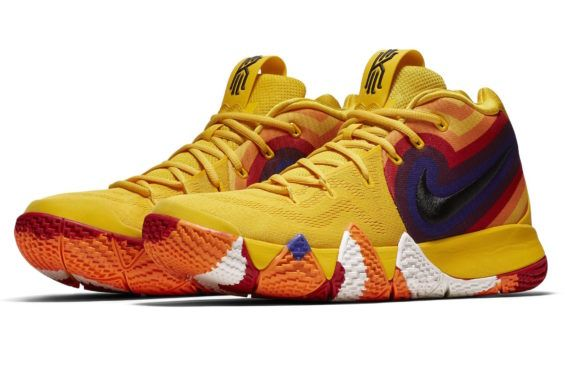 brand new 03a79 ce098 Official Images  Nike Kyrie 4 Uncle Drew Multicolor Another Nike Kyrie 4  Uncle Drew theme