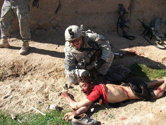 Америка в Афганестане