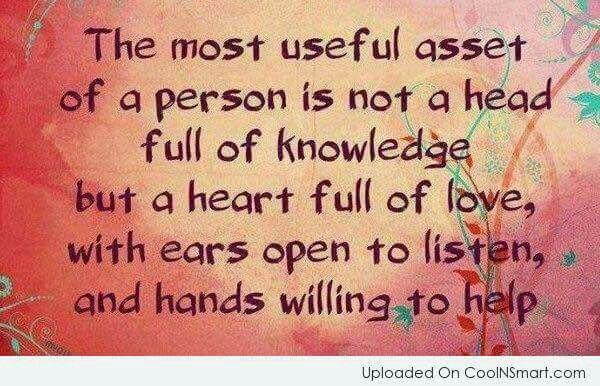 It is always the Heart!