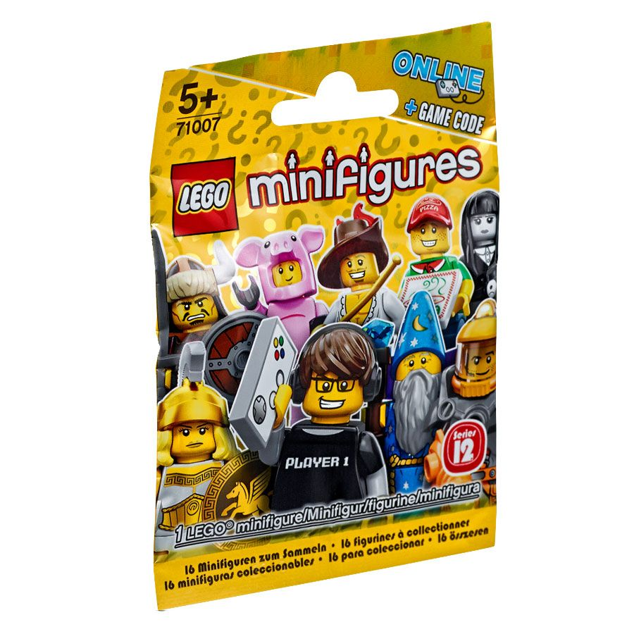 LEGO Mini Figures Series 12 Toys R Us Australia
