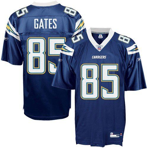 Antonio Gates Los Angeles Chargers Replica Jerseys Antonio Gates Los Angeles Chargers Jersey