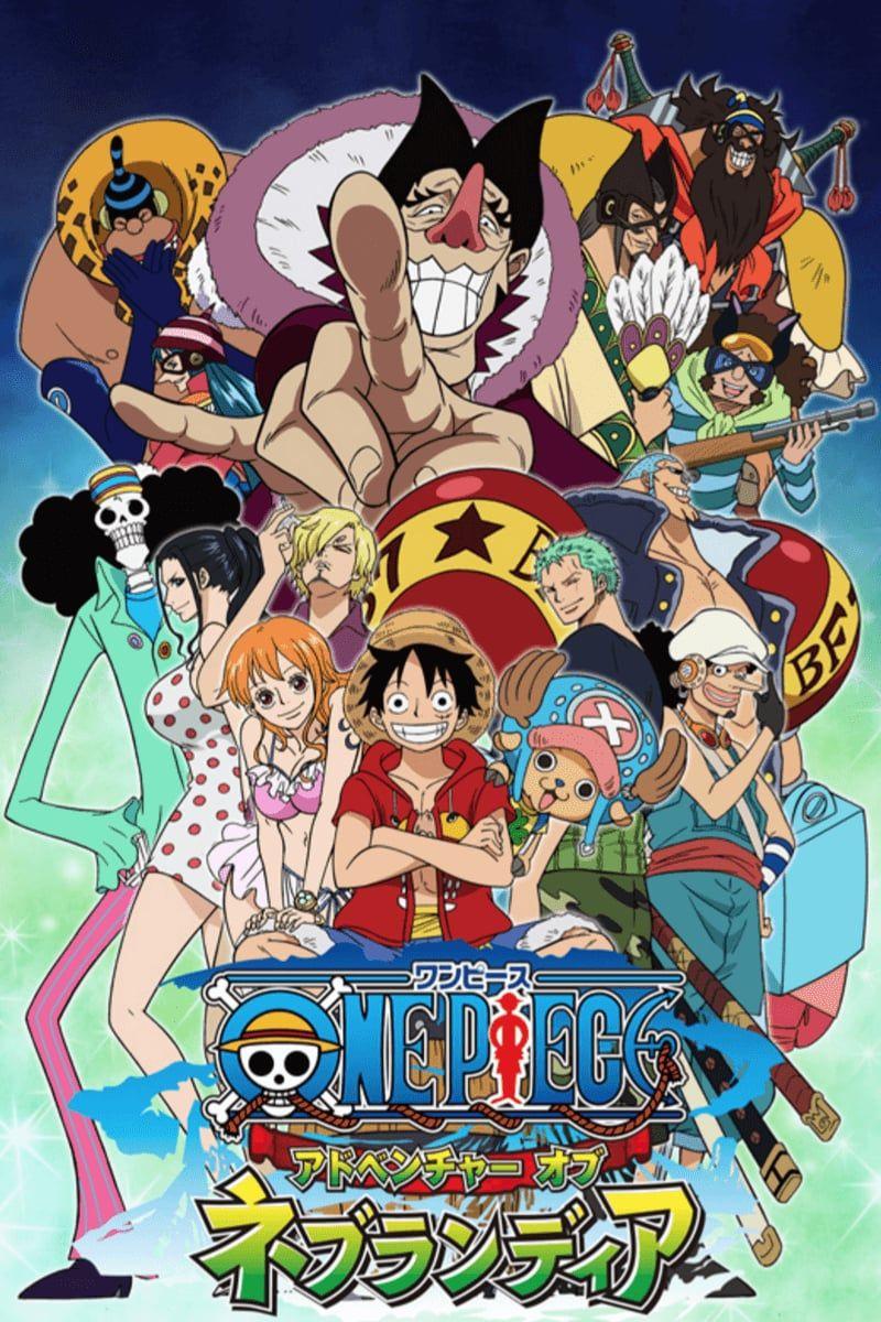 One Piece Adventure of Nebulandia P E L
