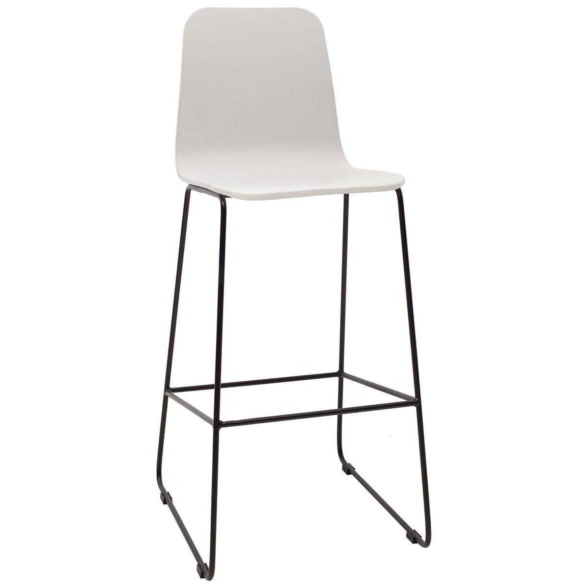 Groovy Agnes High Back Barstool Oak Hills Modern Bar Stools Gamerscity Chair Design For Home Gamerscityorg