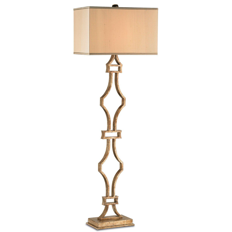 Currey Co Eternity Floor Lamp Floor Lamp Transitional Floor Lamps Stylish Home Decor