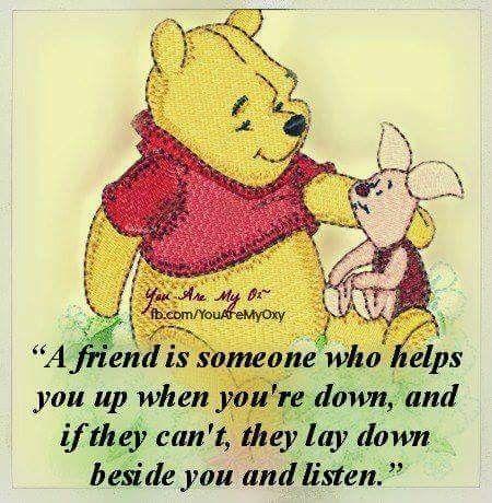 True. Kawaii QuotesLife MomentsWinnie The PoohBible ...